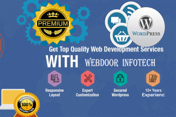Custom Wordpress Website Development Services